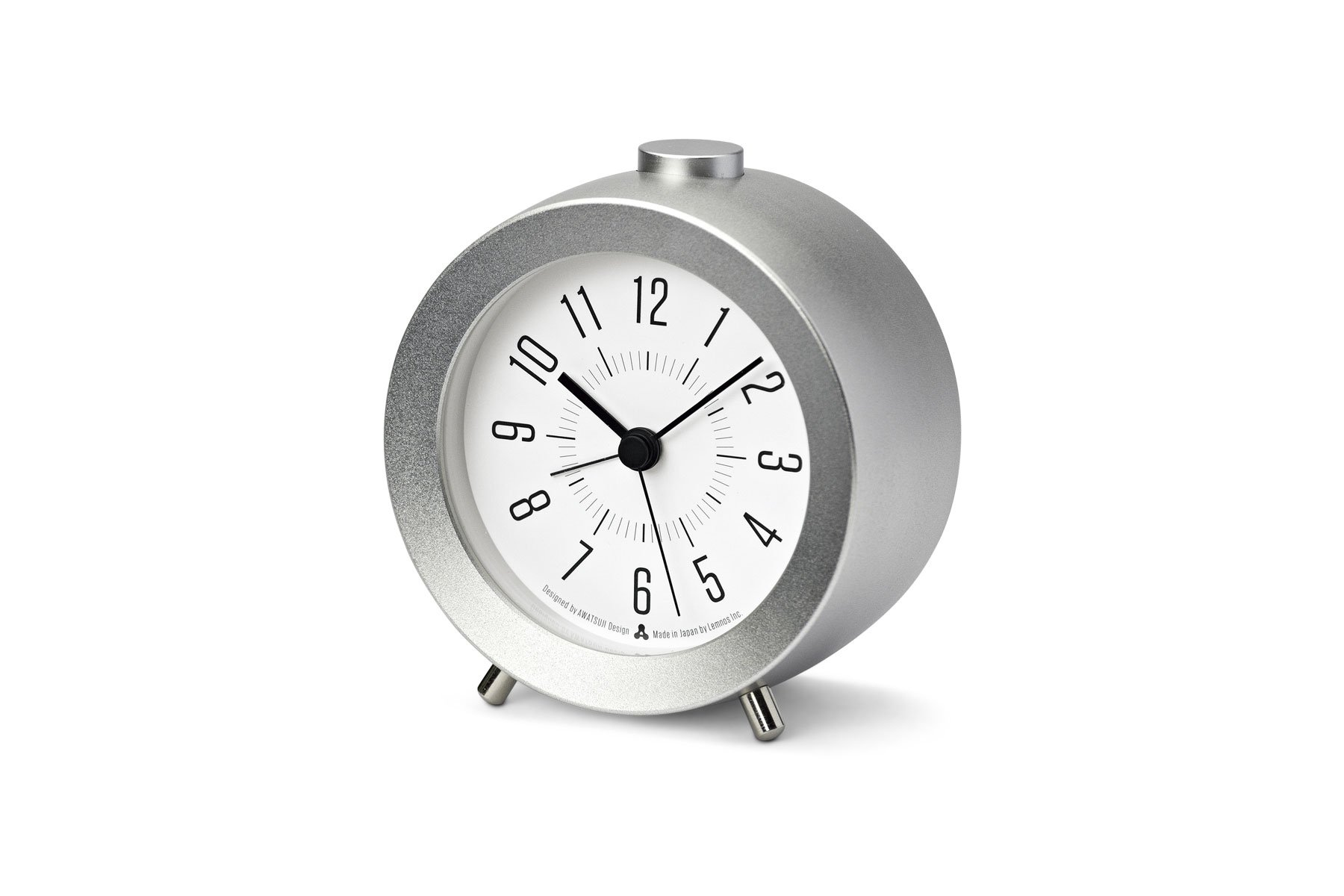 The Best Alarm Clocks For Your Modern Home Gessato