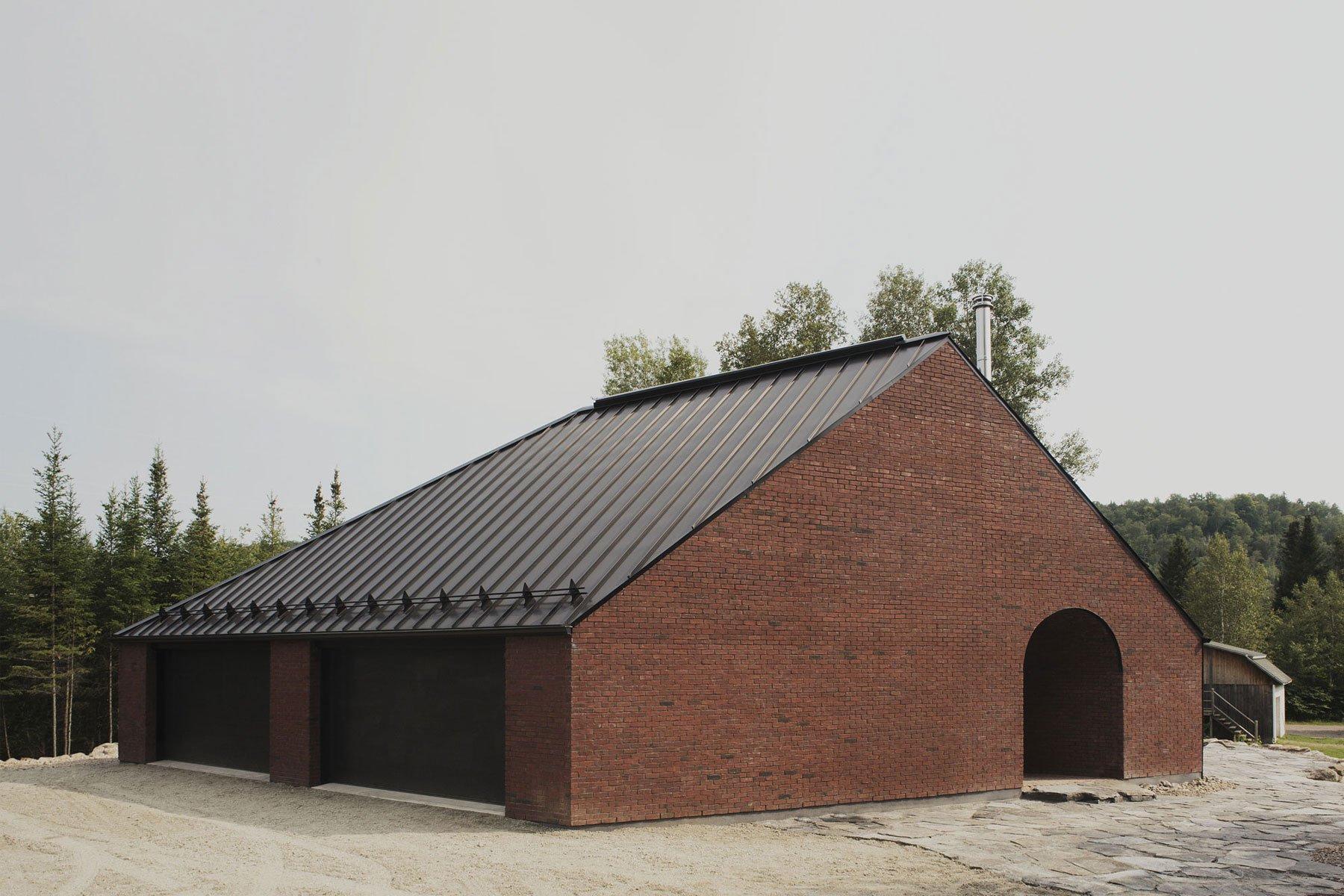 The Ultimate Modern Brick House List Gessato
