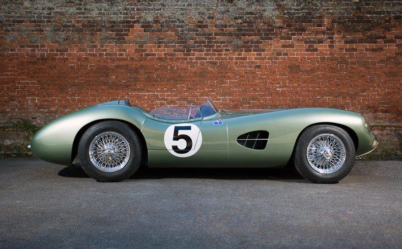 1959 Aston Martin Dbr1 Le Mans Replica 1 1 Scale Gessato