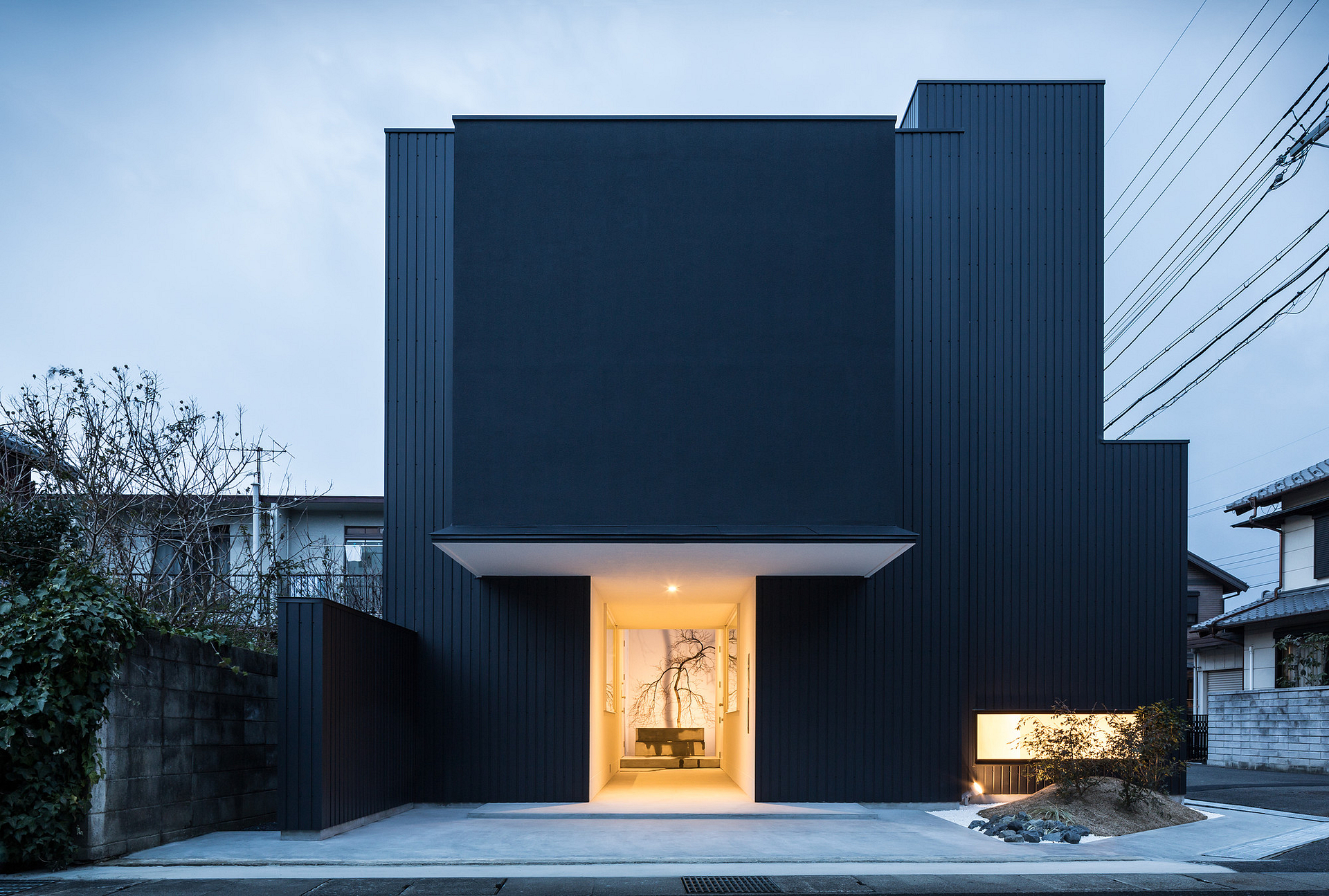 A Minimalist Architecture Lover's Dream: Japanese Modern House Designs -  Gessato